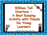 William Tell Overture - Beat Keeping and Turn Taking Activity for Young Students
