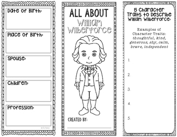 William Wilberforce - Human Rights Activist Biography Research Project