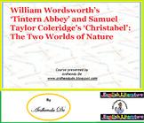 William Wordsworth's 'Tintern Abbey' and Samuel Taylor Col