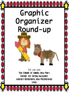 William and Mary Graphic Organizer Round-Up