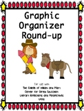 William and Mary Graphic Organizer Round-Up