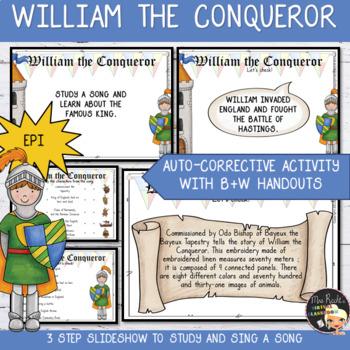 William the Conqueror- Song