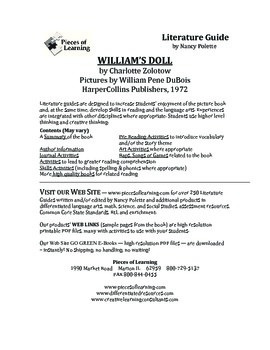 William's Doll Literature Guide