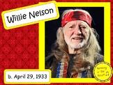 Willie Nelson: Musician in the Spotlight