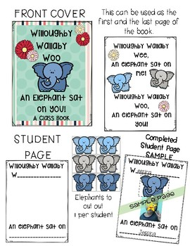 Willoughby Wallaby Woo - A Class Book