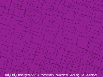 Willy Nilly Backgrounds
