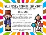 Willy Wonka Behavior Clip Chart
