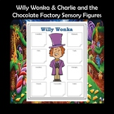 Willy Wonka Charlie and the Chocolate Factory Sensory Figures