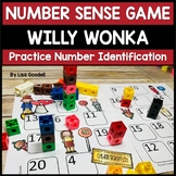 Willy Wonka Number Stack Game