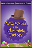 Willy Wonka and the Chocolate Factory Movie Guide + Activities - (Color + B/W)