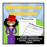 Willy Wonka and the Free Market Economy Activities