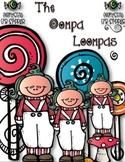 Willy Wonka~Oompa Loompa Glyph and Bulletin Board Kit