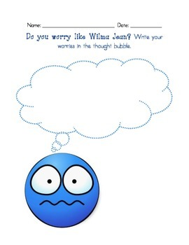 Wilma Jean, the Worry Machine