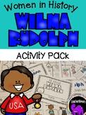 Wilma Rudolph Activity Pack {Kindergarten/1st Grade}