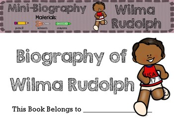 Wilma Rudolph - Biography
