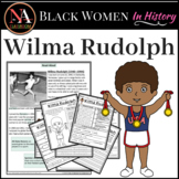 Wilma Rudolph | Black Women in History