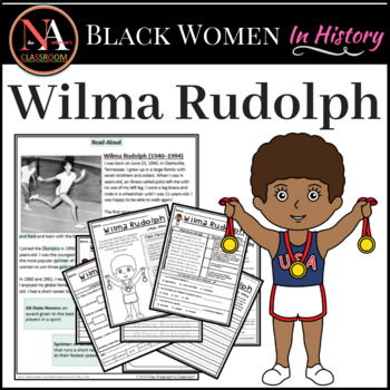 Wilma Rudolph | Black Women in History