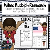 Wilma Rudolph Research Report Bundle