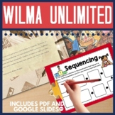 Wilma Unlimited Book Companion | Distance Learning