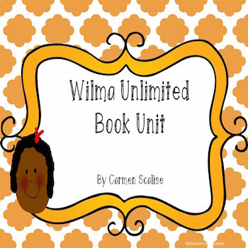 Wilma Unlimited Book Unit