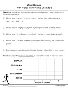 Wilma Unlimited Lesson Plans & Activities Package, Fourth Grade (CCSS)