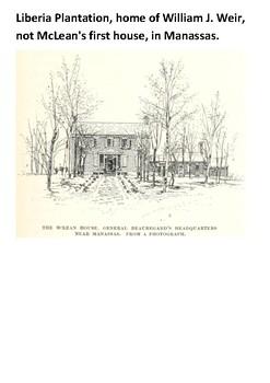 Wilmer McLean US Civil War Word Search