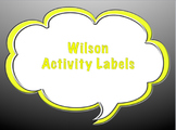 Wilson Activity Labels