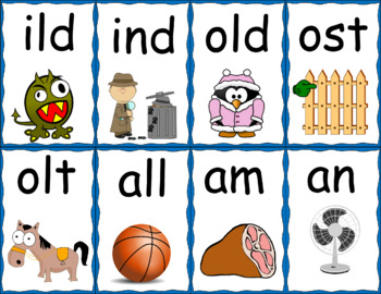 Wilson Just Words Letter-Keyword-Sound Flash Cards