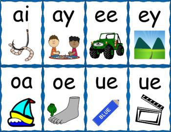 Reading System Steps 7-12 Letter Keyword Sound Flash Cards