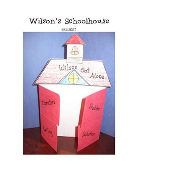 Wilson Sat Alone Activities and Printables for Harcourt