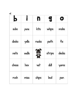 Step 1 Bingo! Review for Post-Test