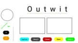 Wilson Unit 12: Click/Drag Interactive Practice for Syllable Division ow and ou