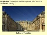 Wilson's Fourteen Points PowerPoint Presentation