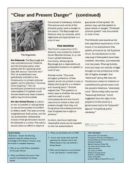 Wilson's Fourteen Points - WWI