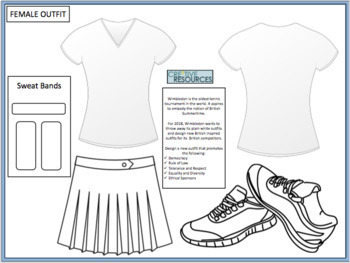 Wimbledon Tennis Activity Pack