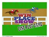 Win Place Show Line Plot Game