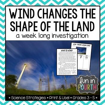 Wind Lesson Plan, Article, and Activities