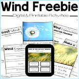 Wind Digital and Printables Resource (Distance Learning)