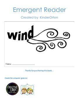 Wind - Emergent Reader