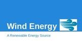 Wind Energy Powerpoint