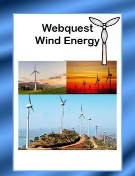 Wind Energy- WebQuest: