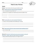 Wind Erosion Activity Sheet