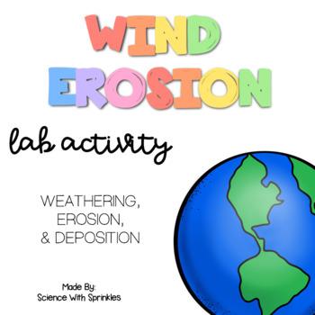 Wind Erosion- Simple Lab Activity