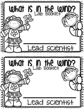 Wind Experiment Booklet-STEM