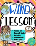 Wind Lesson- Earth Science: Meteorology and Atmosphere Unit