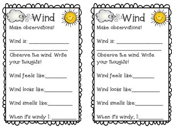 Wind Observations