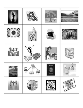 Wind People Holt Literature Intro course gr. 6 Vocabulary Cards