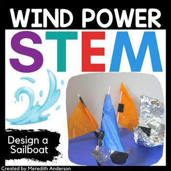 Wind Power Sailboat STEM Challenge