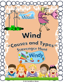 Wind Scavenger Hunt - Causes and Types