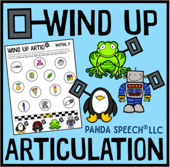 Wind Up Toy Companion for Articulation